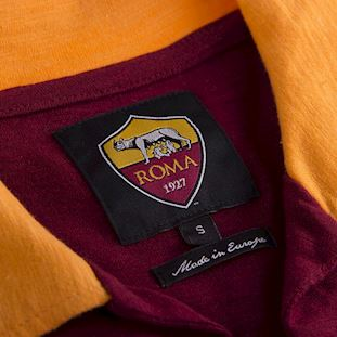 AS Roma 1964 - 65 Retro Voetbal Shirt | 7 | COPA