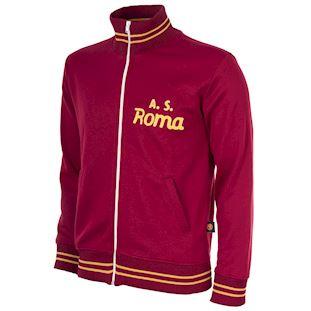 AS Roma 1974 - 75 Retro Voetbal Jack | 1 | COPA