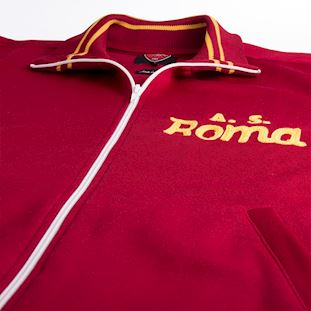 AS Roma 1974 - 75 Retro Football Jacket | 5 | COPA