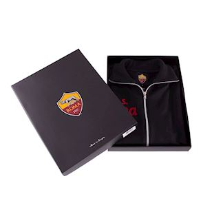 as-roma-1977-78-retro-football-jacket-black | 7 | COPA