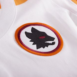 as-roma-1978-79-away-womens-short-sleeve-retro-football-shirt-white | 3 | COPA