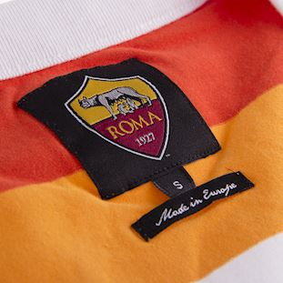 AS Roma 1978 - 79 Away Womens Maillot de Foot Rétro | 5 | COPA