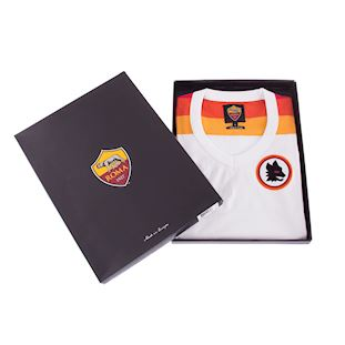 AS Roma 1978 - 79 Away Womens Retro Football Shirt | 6 | COPA