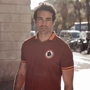 AS Roma 1978 - 79 Retro Voetbal Shirt | 8 | COPA