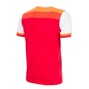 AS Roma 1978-79 Maillot de Foot Rétro | 4 | COPA