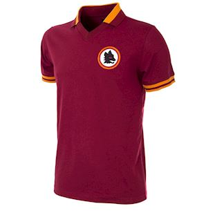 733 | AS Roma 1978 - 79 Short Sleeve Retro Football Shirt | 1 | COPA
