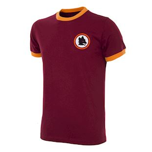 135 | AS Roma 1978 - 79 Short Sleeve Retro Football Shirt | 1 | COPA