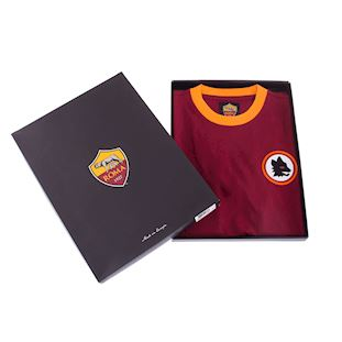 AS Roma 1978 - 79 Retro Football Shirt | 6 | COPA