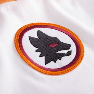 AS Roma 1978 - 79 Away Retro Voetbal Shirt | 3 | COPA