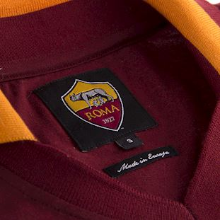 AS Roma 1978 - 79 Dames Retro Voetbal Shirt | 5 | COPA
