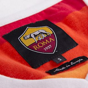 as-roma-1980s-t-shirt-white | 4 | COPA