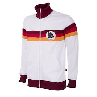 as-roma-1981-82-retro-football-jacket-white | 1 | COPA