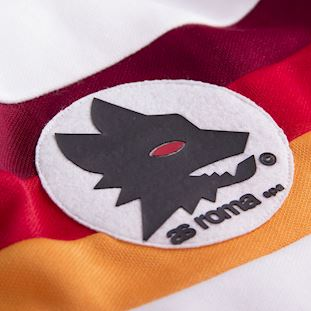 AS Roma 1981 - 82 Retro Football Jacket | 3 | COPA