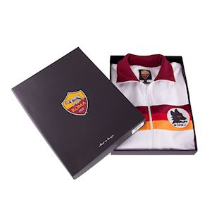 as-roma-1981-82-retro-football-jacket-white | 6 | COPA
