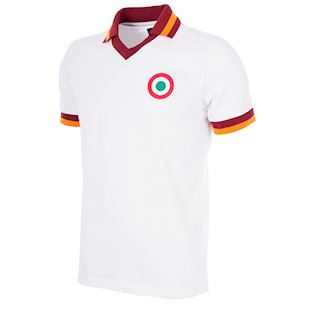 706 | AS Roma Away 1980-81 Short Sleeve Retro Football Shirt | 1 | COPA