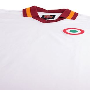AS Roma Away 1980-81 Retro Voetbal Shirt | 6 | COPA