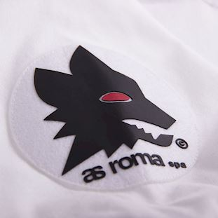 AS Roma Away 1980-81 Retro Voetbal Shirt | 5 | COPA