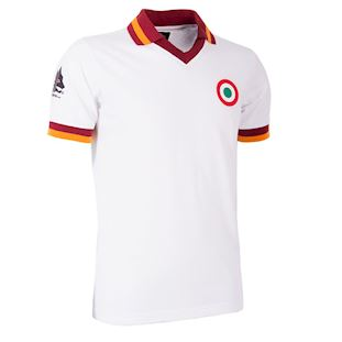 AS Roma Away 1980-81 Retro Voetbal Shirt | 3 | COPA