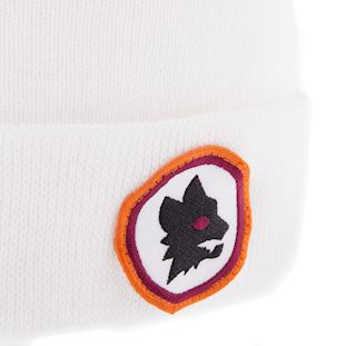 as-roma-away-retro-beanie-white | 2 | COPA