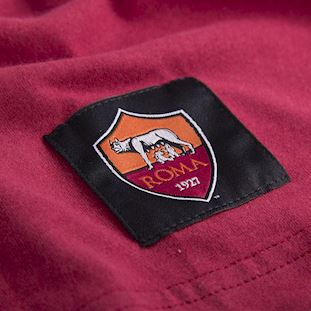 as-roma-captain-kids-t-shirt-red | 7 | COPA