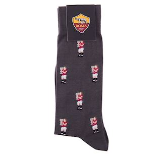 AS Roma Casual Socks Box Set | 7 | COPA