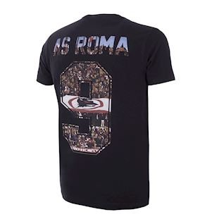 as-roma-lupetto-t-shirt-black | 2 | COPA