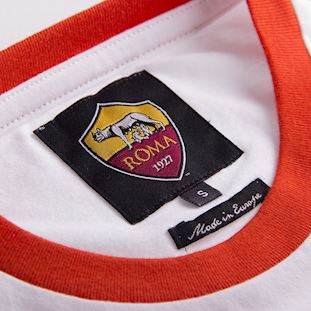 AS Roma Retro Logo T-Shirt | 3 | COPA