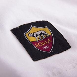 AS Roma Retro Logo T-Shirt | 4 | COPA