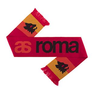 as-roma-retro-scarf-red | 1 | COPA
