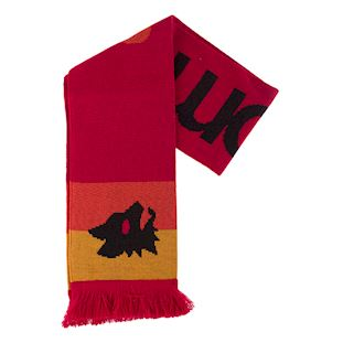 as-roma-retro-scarf-red | 3 | COPA