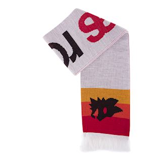 as-roma-retro-scarf-white | 4 | COPA