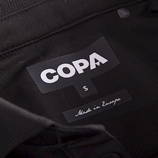 All Black Football Shirt | 7 | COPA