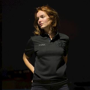 All Black Football Shirt | 9 | COPA