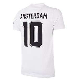 Amsterdam City Map T-Shirt | 2 | COPA
