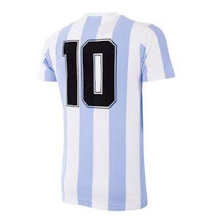 Argentina 1982 V-neck T-Shirt | 2 | COPA