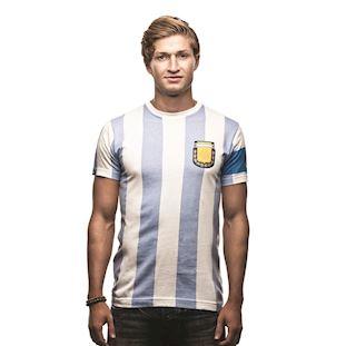 argentina-capitano-t-shirt-white-white | 1 | COPA