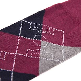 argyle-football-pitch-socks-bordeaux-navy-blue-grey-white-bordeauxnavybluegreywhite | 3 | COPA