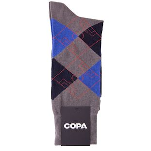 Argyle Football Pitch Socks | 2 | COPA