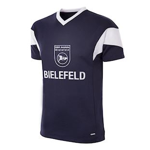 Arminia Bielefeld 1987 - 88 Retro Football Shirt | 1 | COPA