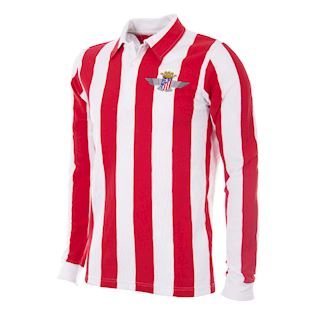 Atletico de Madrid 1939 - 40 Retro Football Shirt | 1 | COPA