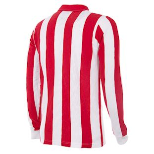 Atletico de Madrid 1939 - 40 Retro Football Shirt | 4 | COPA
