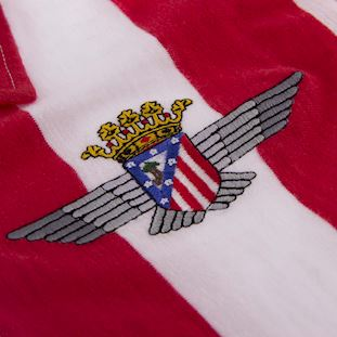 Atletico de Madrid 1939 - 40 Retro Football Shirt | 3 | COPA