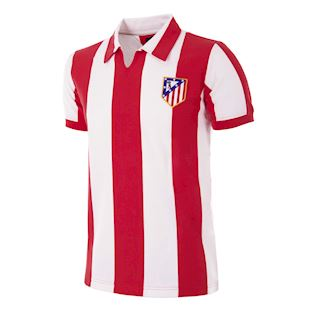 Atletico de Madrid 1970 - 71 Retro Football Shirt | 1 | COPA