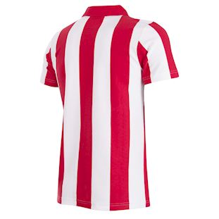 Atletico de Madrid 1985 - 86 Retro Football Shirt | 4 | COPA