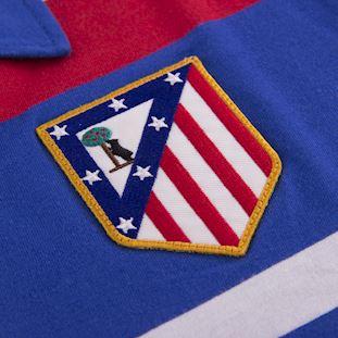 Atletico de Madrid 1986 Third Retro Football Shirt | 3 | COPA
