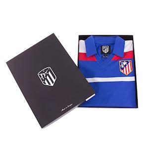 Atletico de Madrid 1986 Third Retro Football Shirt | 6 | COPA