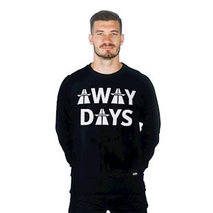 away-days-sweater-black-black | 1 | COPA