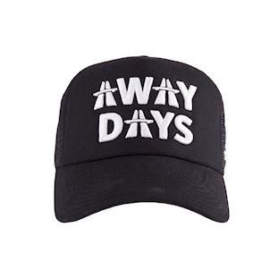 away-days-trucker-cap-black | 2 | COPA
