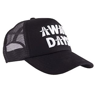 away-days-trucker-cap-black | 3 | COPA