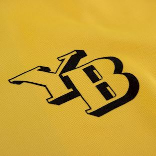 BSC Young Boys 1975 - 76 Retro Football Jacket | 3 | COPA